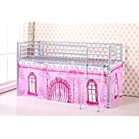 KOSY KOALA UNDER BED CASTLE TENT ONLY, SUITABLE FOR MID SLEEPER, CABIN BED, FUN & COLOURFUL KIDS TENT