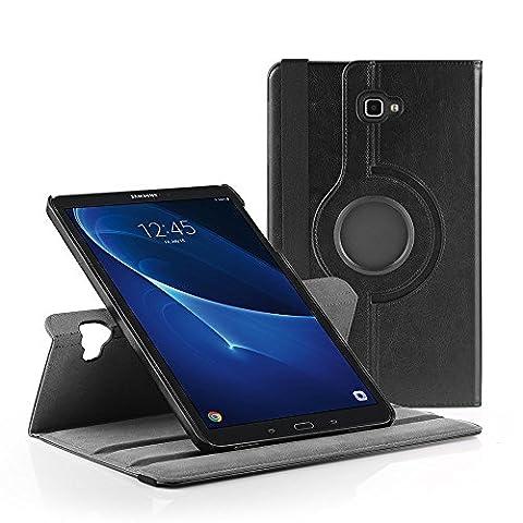 EasyAcc Samsung Galaxy Tab A 10.1 Hülle 360 Grad Drehung