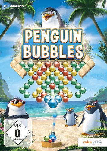 Preisvergleich Produktbild Penguin Bubbles