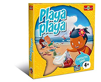 Bioviva 277013 Playa Playa - Jeu Collaboratif