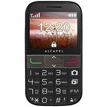 """Alcatel One Touch 20.01 - Móvil libre de 3.2"""", color negro"""