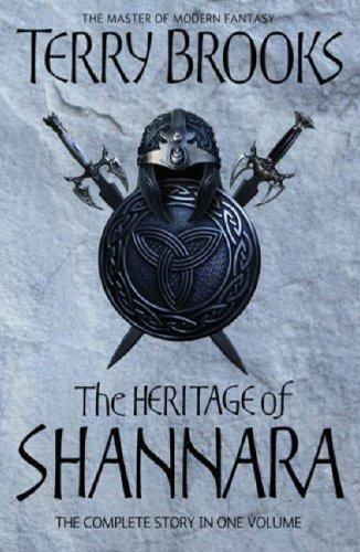 The Heritage Of Shannara Omnibus por Terry Brooks