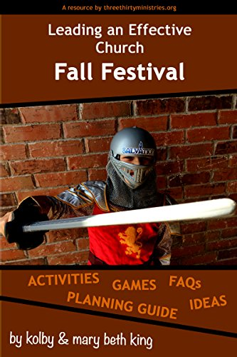Leading an Effective Church Fall Festival (English Edition)
