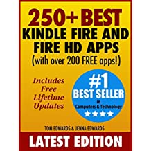 250+ Best Kindle Fire & Fire HD Apps (Over 200 FREE APPS)
