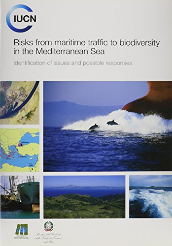 Risks from Maritime Traffic to Biodiversity in the Mediterranean Sea