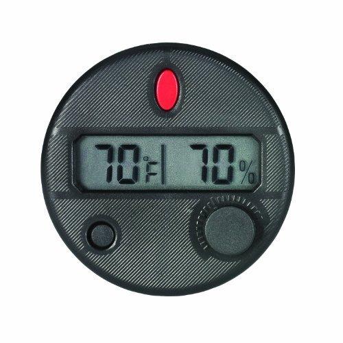 HygroSet DHYG-FM Adjustable Digital Hygrometer for