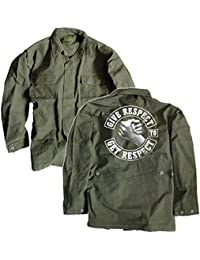 US Feldjacke -Respect-