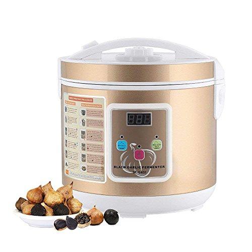 InLoveArts Máquina de fermentación Inteligente Todo en uno de fermentador de ajo Negro Olla eléctrica...