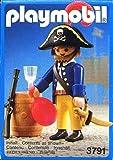 3791 Playmobil Piratenkapitän Neu und Ovp in Sammler Zustand