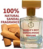 #8: WORLDS BEST MYSORE SANDAL ATTAR PERFUME 60ML ( NATURAL FRAGRANCE AND LONG LASTING PERFUME ) BEST PERFUME FOR MEN, BEST IMPORTED QUALITY PERFUME ( ALCOHOLIC PERFUME )