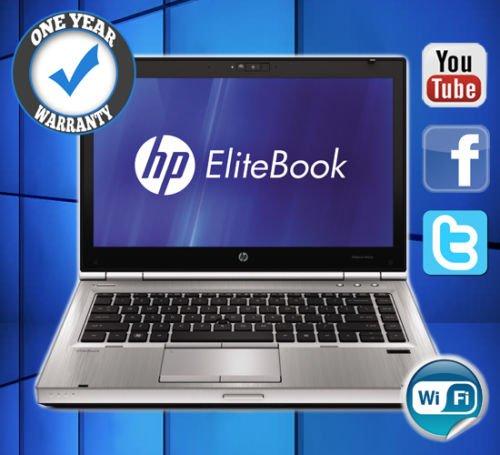 HP LAPTOP 1TB 8GB POWERFUL ELITEBOOK 8460P WINDOWS 10 CORE I5 2.5GHZ WIFI SALE