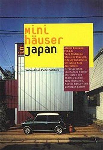 Mini Häuser in Japan
