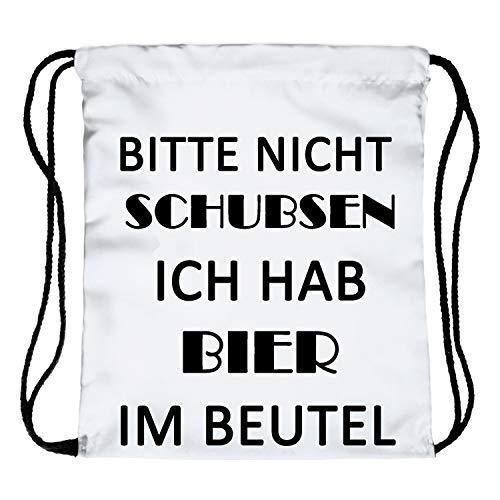 4e9bf9a9f18c4 Beutel Turnbeutel Fullprint Sprüche Spaß Party Jokes Statement Quote  Aufdruck Tasche Rucksack.