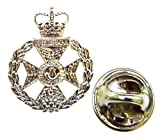 Royal Green Jackets Lapel Pin Badge (Metal / Enamel) Nickel Plated