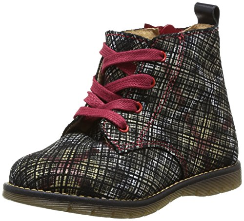 Minibel Hedoc, Chaussures de ville fille Multicolore (141)