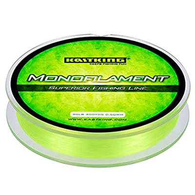 KastKing Monofilament Fishing Line - Strong and Abrasion Resistant Mono Line - 275M / 550M from Eposeidon