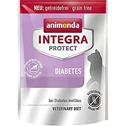 animonda Integra Protect Diabetes Katzentrockenfutter | Diätfutter| Trockenfutter bei Diabetes mellitus (1,2 kg)