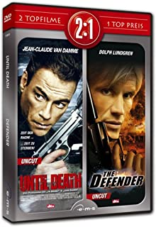 Until Death / The Defender (Uncut Version) [2 DVDs]