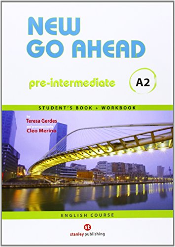 New Go Ahead 2, pre-intermediate A2. Student's book