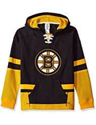 """Boston Bruins CCM NHL """"Hit the Boards"""" Youth Jeunes Vintage Jersey Maillot SweatShirt Chemise"""
