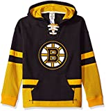 Boston Bruins CCM NHL'Hit the Boards' Youth Jeunes Vintage Jersey Maillot SweatShirt Chemise