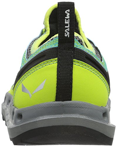 Salewa Ws Swift, Chaussures Multisport Outdoor Femme Vert (Swing Green/Bright Acqua_5540)