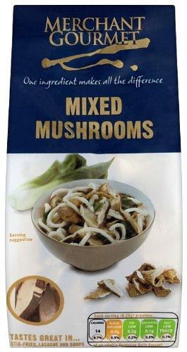 Merchant Gourmet Funghi Misti (25g) (Confezione da 6)