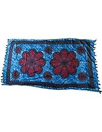 Indian Accessories Toalla Pareo Estampado de Verano para la Piscina o la Playa 166 x 94 cm