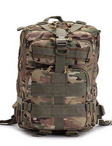 ZQ 30L L Tourenrucksäcke/Rucksack Camping & Wandern / Klettern Draußen / LeistungWasserdicht / Feuchtigkeitsundurchlässig / tragbar / mud color