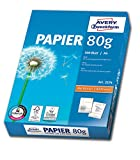 Avery Zweckform 2574 Drucker- und Kopierpapier 500 Blatt
