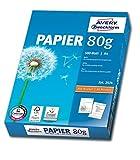 Avery Zweckform 2574 Drucker-/Kopierpapier (DIN A4, 80 g/m², 500 Blatt, alle Drucker) weiß
