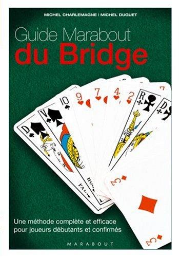 Guide Marabout du Bridge par Michel Duguet