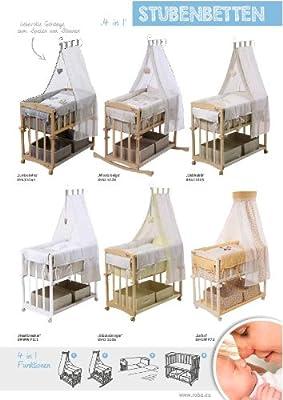 Roba 8943W P72 Babysitter - Cuna 4 en 1