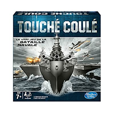 Hasbro - A32644470 - Touche Coule