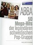 50 Mega Hits der legendaeren schwedischen Pop Gruppe - arrangiert für Klavier [Noten / Sheetmusic] Komponist: ABBA