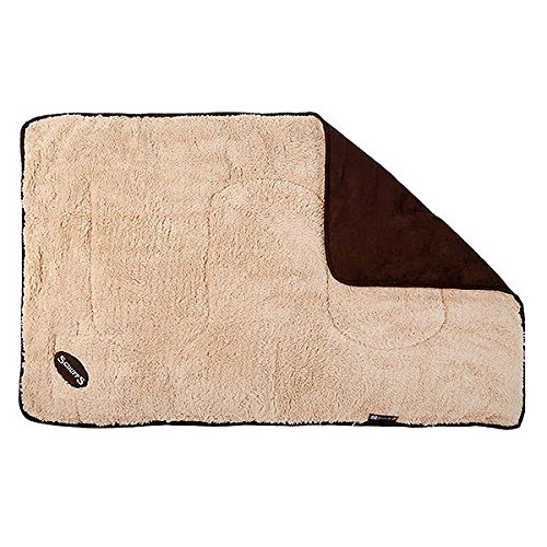 scruffs-pet-dog-snuggle-comfort-blanket-duvet-reversible-design-in-3-colours-chocolate