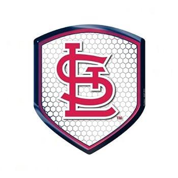 Mlb St. Louis Cardinals Team Shield Automobile Reflector 1