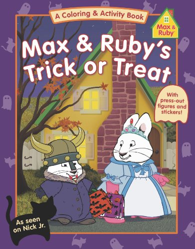 Max and Ruby's Trick or Treat