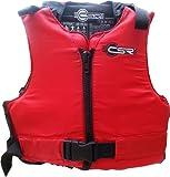 CSR 50N - Giubbotto di salvataggio MK3 Per moto d'acqua, windsurf, sci nautico, pesca, kayak o canoa. Design compatto e approvato EN393.