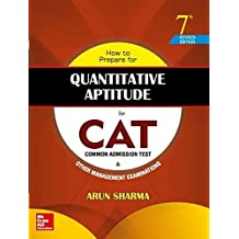 How to Prepare for Quantitative Aptitude for the CAT (Old Edition)