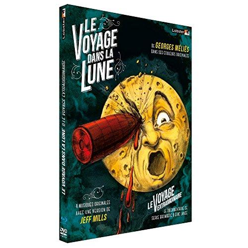 Le voyage dans la Lune [Combo Blu-ray + DVD]