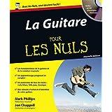 La Guitare pour les nuls (+ 1CD audio).