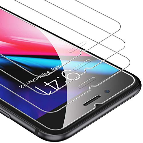 UNBREAKcable Cristal Templado iPhone 7 Plus 8 Plus