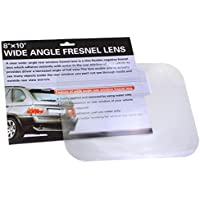 SZHTSWU Wide Angle View Parking Reversing Fresnel Lens for Hatchback Reduces Blind Spots Auto Accessories