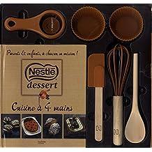 Coffret Nestlé Cuisine à 4 mains: Parents et enfants, à chacun sa mission !