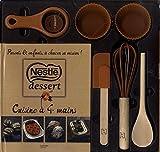 Coffret Nestlé Cuisine à 4 mains - Parents et enfants, à chacun sa mission !