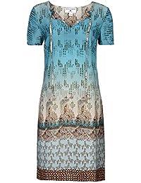 Kleid heine blau