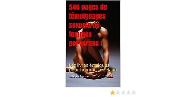 Les livres érotiques pour hommes de Katia eBook: Katia Lachienne, Katia  Lbno: Amazon.fr: Amazon Media EU S.à r.l.