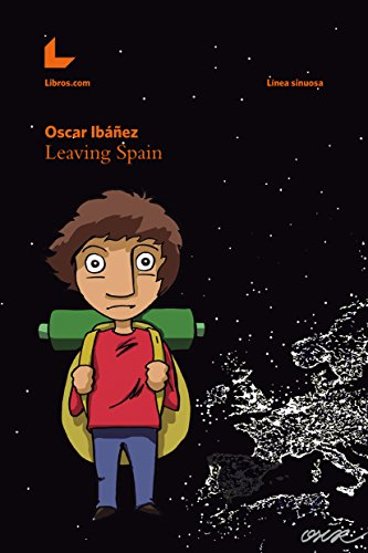 Leaving Spain (Línea sinuosa) por Oscar Ibáñez