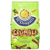 McDougalls pâte à crumble Mix (450g) - Paquet de 2...